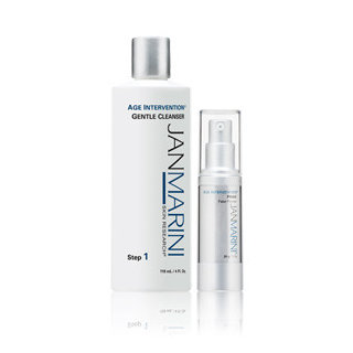 Jan Marini Skin Research Age Intervention Face Primer and Gentle Cleanser Duo (2 piece)