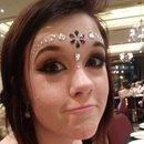 My formal makeup