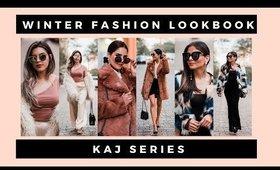 Winter Fashion Lookbook// KAJ Series