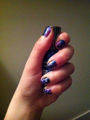 Galaxy nails :)