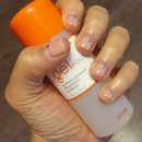 Sally Hansen Salon Gel Polish Starter Kit Tutorial by Beauty Besties