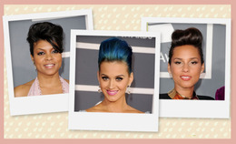 Red Carpet Hair Trend: Swept-Up Strands
