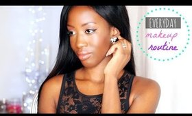 My Everyday Makeup Routine | (◡‿◡✿) Maquillage de tous les jours SIMPLE et RAPIDE !!