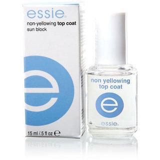 Essie Non-Yellowing Top Coat