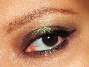 Maleficent Homage Eye