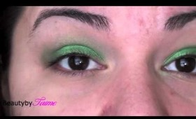 St. Patrick's Day inspired look #2