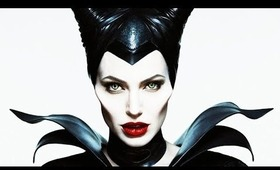 Disney's Maleficent - Angelina Jolie Official Makeup Tutorial ft. TheBalm Cosmetics