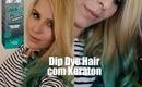 Dip Dye Hair com Hard Colors Keraton