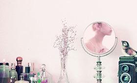 Fall Vanity Inspiration
