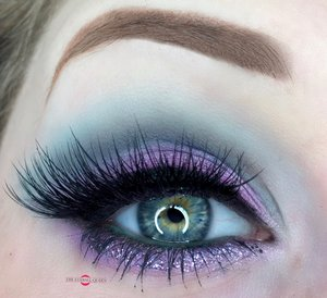 Stayyyyy frosty! Two looks, one blog post. http://theyeballqueen.blogspot.com/2016/10/frozen-princess-anna-halloween-makeup.html