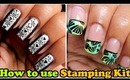 How to use stamping kit | Tutorial