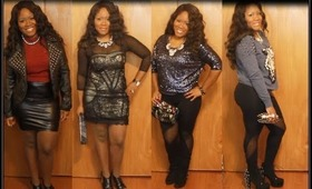 2013 - 2014 New Years Eve Outfit Ideas / LOOKBOOK