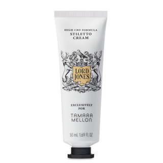 Lord Jones x Tamara Mellon High CBD Formula Stiletto Cream