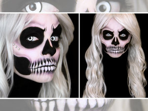 Watch me create this look here: http://youtu.be/9dRtK91DL0Q