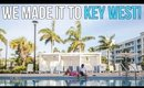 WE MADE IT TO KEY WEST! | FLORIDA DAY 1 & 2