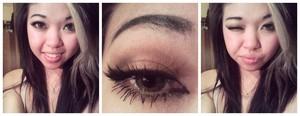 typical makeup