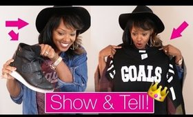 Cute Ross Finds, Hat Hair & #OOTD Share   BorderHammer    Fall Fashion