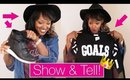 Cute Ross Finds, Hat Hair & #OOTD Share | BorderHammer  | Fall Fashion