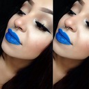 Blue Lippies