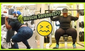 BEST Workout Recovery Tips for BEGINNERS | How to Ease Muscle Soreness