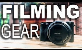 My Filming/Photography Gear 2018