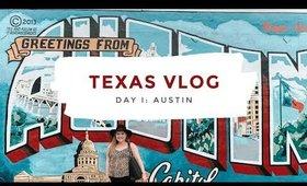 Texas Day I: Austin--Kendra Scott Corporate, Peacocks, Brunch**CORONA Edition
