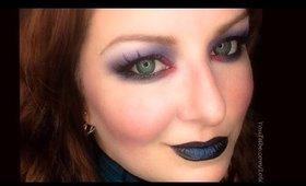 Grunge Makeup Collab with MsRedVelvet