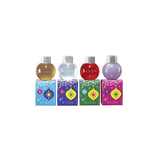 Avon Ornament Bubble Bath