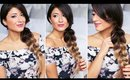 Pull-Through Side Braid Hairstyle