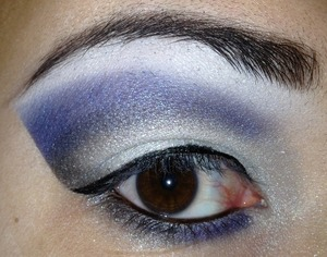 New Years makeup look!!