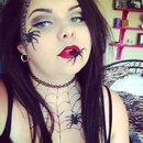 Spider Queen Makeup inspired by Madeyewlookbylex