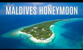 MALDIVES HONEYMOON VLOG MONTAGE