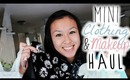 Mini Clothing & Makeup Haul ♥ H&M, Cubus, JC and more!