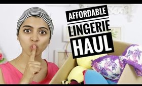 Lingerie Haul _  Affordable Essentials | SuperWowStyle Shyaway Bra & Panty Haul