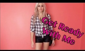 Get Ready With Me (Afternoon Window Shopping)
