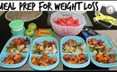 QUICK & EASY MEAL PREP FOR WEIGHT LOSS