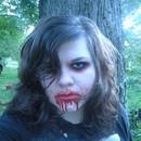 Vampirish.
