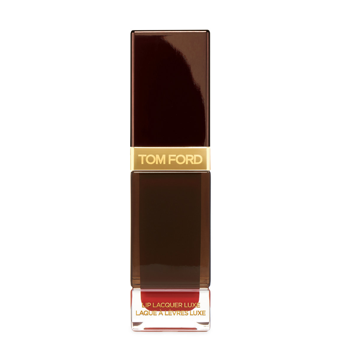 TOM FORD Lip Lacquer Luxe Matte 16 Scarlet Rouge alternative view 1.