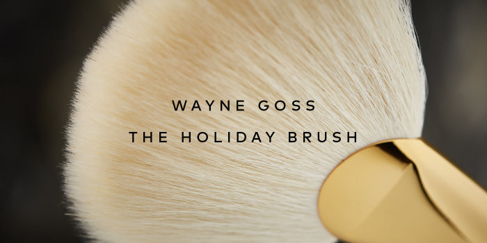 Shop Wayne Goss' Holiday Brush at Beautylish.com
