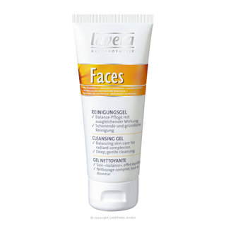 Lavera FACES Calendula Cleansing Gel