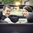 Beautiful Bride Jana and husband Clay - DFW, Texas