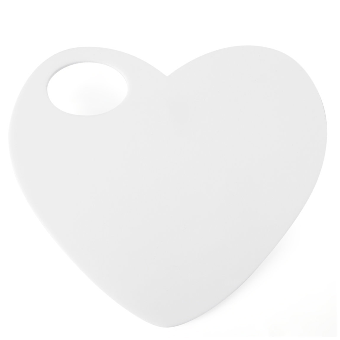 Paw Palette Luv Raw Palette White product swatch.
