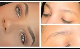 EASY EYEBROW TUTORIAL | Natural Brow Routine