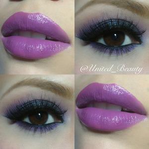 Follow me on instagram  @United_Beauty