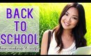 Back To School Hair, Makeup & Outfit Ideas!