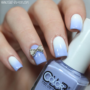 Read more on my blog here: http://www.nails-by-erin.com/2015/03/soft-purple-gradient-nails-with-born.html  And watch my YouTube tutorial here: https://www.youtube.com/watch?v=wHXYQFMKkx0