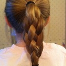 five strand braid