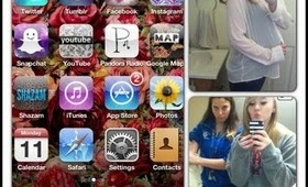 WHATS ON MY IPHONE?