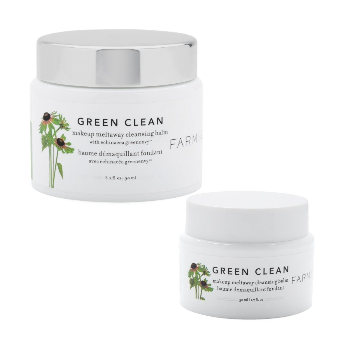 Buy one full-size Green Clean Cleansing Balm, get a free 1.7-oz mini