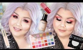 Slowed Down Affordable Makeup Tutorial | Playing With New Makeup Feat Pudaier
